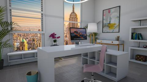 Modern Playful Office - Office  - by luxury style
