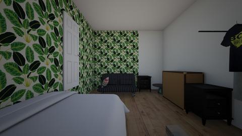 jix - Bedroom  - by amcclendon2048