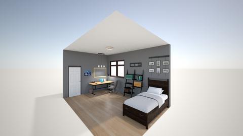 Bedroom Office - Modern - by Hansoul