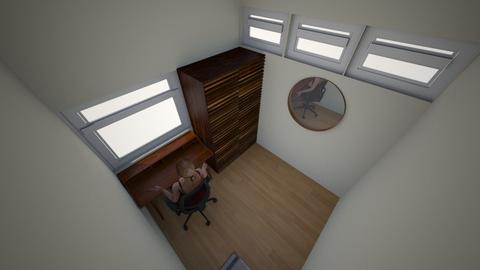 Ruang Kerja Wardrobe - Modern - Bedroom  - by miailahude