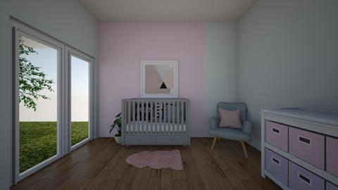 Nurserybedroom - Kids room  - by Roomstyler_bro