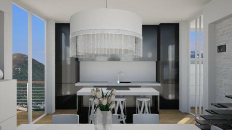 Kitchen007 - Modern - Kitchen - by Ivana J