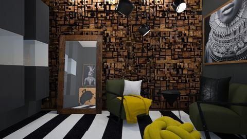 Wooden Wall - by tiara7