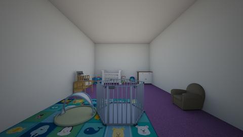 baby room - by John9110
