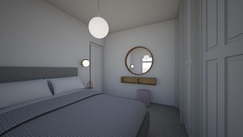 bed 2  - Bedroom - by torijayne94