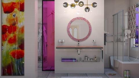 bathroom - Bathroom  - by nat mi