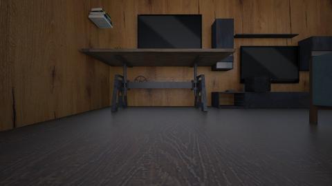 my room - by deleoonlaptop