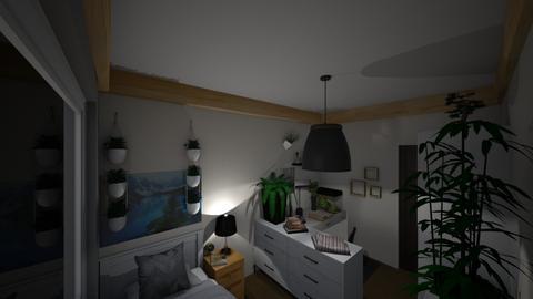 Bedroom - Modern - Bedroom  - by joshy2004