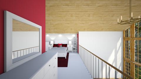Loft Bedroom 2 - Bedroom  - by SammyJPili