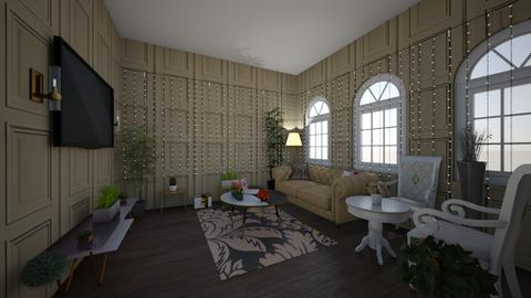 client living room  - Living room  - by kylee dobson n