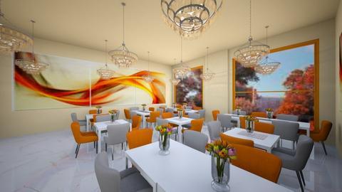 Oranite restaurant  - Global - by Oyisha