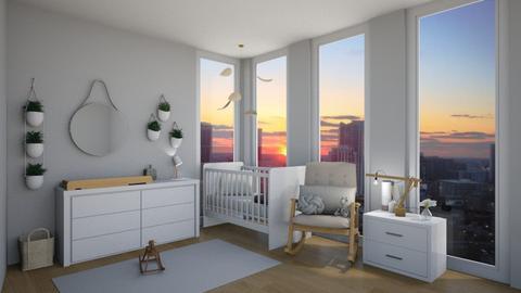Modern Baby - Modern - Kids room  - by allypoole