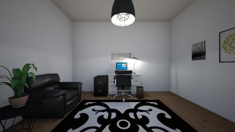 Leilahs office - Office  - by interiordesigngs