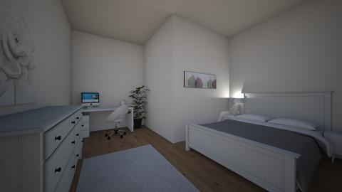 bedroom - Bedroom  - by poopy_gurl