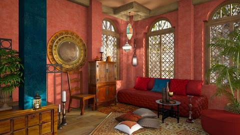 Turkish house - by ZsuzsannaCs