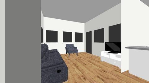 floor plan 3 - Kitchen  - by pabillinghurst