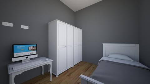 dimas 2 - Bedroom  - by ALFARIZIIII