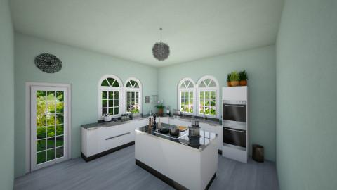 KItchen - Classic - Kitchen - by libcabene