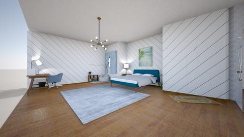 Dream room - Modern - Bedroom  - by Wonder_Art
