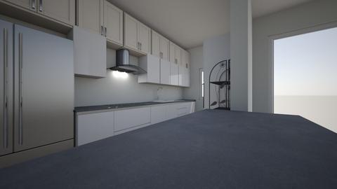 myapt - Kitchen  - by Architectdreams