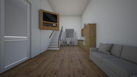Salon - Living room  - by DagaMaga2486