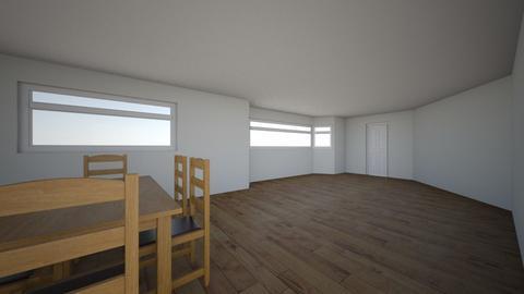Marie O K - Living room  - by JoanneMc1812