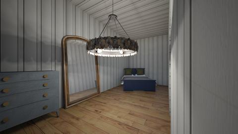 Cama - Bedroom  - by JaviHM2011