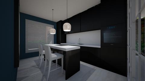 14m2 - Kitchen  - by 32000