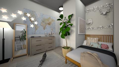 Alyssas Room - Bedroom  - by alvo