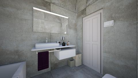 9 - Bathroom  - by Pyps