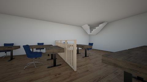 Office 1st floor - Office - by artbel1