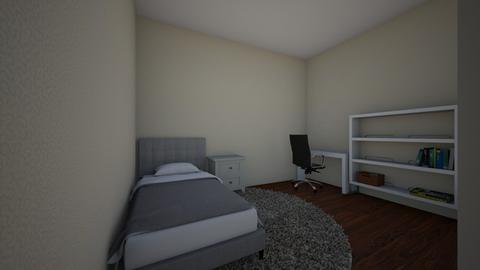 bed 1 - Bedroom  - by Heidi d