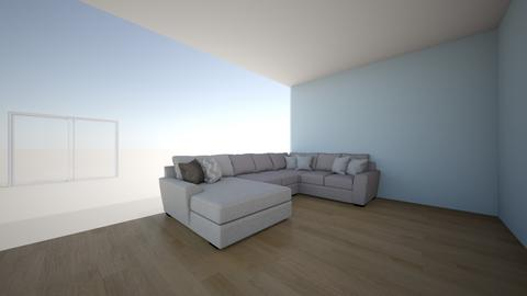New Couch Footprint 05302 - Living room - by kylecmc