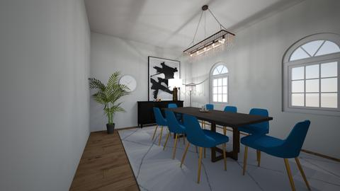 dining room - by larnie