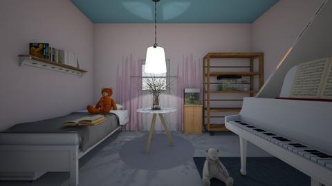 cuarto de army - Modern - by Azulema111