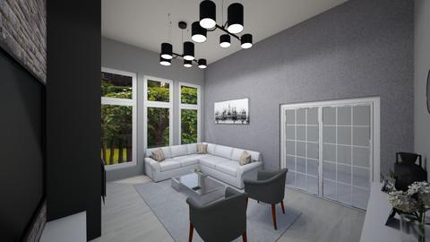 dnevna soba - Living room - by Mirko Bozic