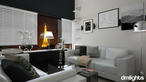 Relax  - Modern - Living room - by DMLights-user-1466046
