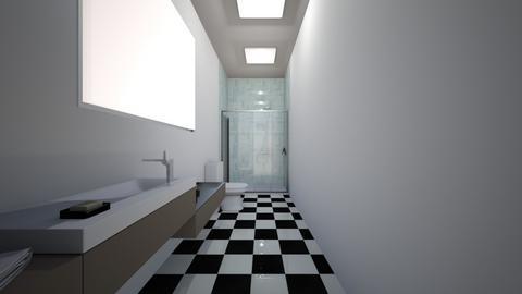 Kids Bathroom 1 - Bathroom  - by AnvithaK