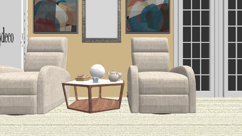 New Home - Modern - by Lebkuchen