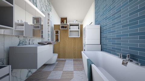 Futoska - Bathroom  - by rimacar