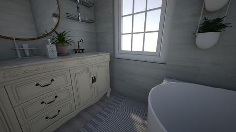 cute bathroom - Bathroom  - by itaylorspa1
