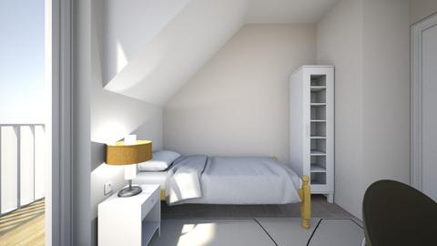 Small bedroom - Classic - Kids room  - by phar2
