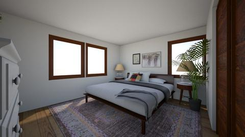 Bedroom Ali_warmer - Minimal - Bedroom  - by Alihernandez123