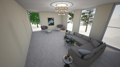 golden living - Modern - Living room - by Pizzahomestyler