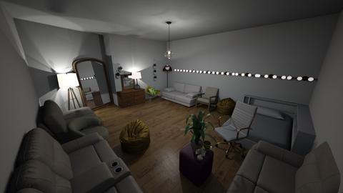 Mi dormitorio - Bedroom  - by ZullyGabrielaPicazzo