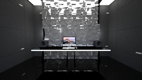 Studio 54 - Office  - by Sonjak555