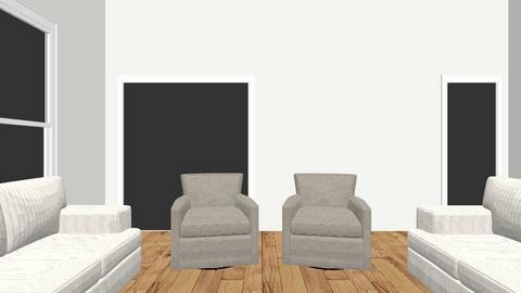 Living Room and Foyer - Living room  - by b4eddtjg