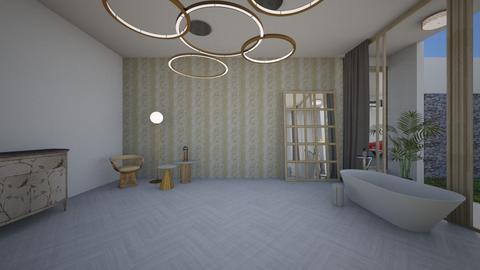 Glamour_bedroom_test - Bedroom  - by lovasemoke
