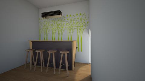 garage - Modern - by hatster338