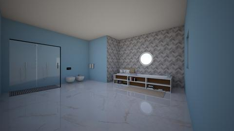Modern Bathroom - Modern - Bathroom - by xxAveBearxx